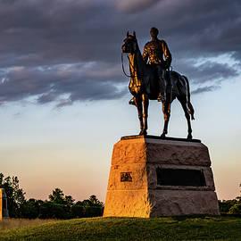 Gettysburg Monument 2 by Michael Hills
