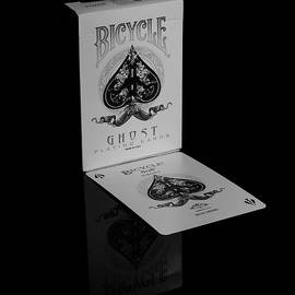Ghost Playing Cards by David Gallie