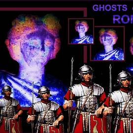 Ghosts  of  Rome by Hartmut Jager