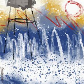 Gilbert Splash Pad by James Metcalf