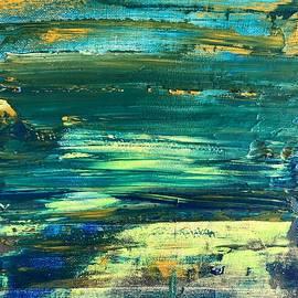Gilded waters by MC Mintz