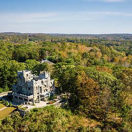 Gillette Castle State Park by Alexey Stiop