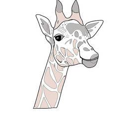 Giraffe by Marshal James