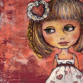 Girl of Hearts by AnneMarie Welsh