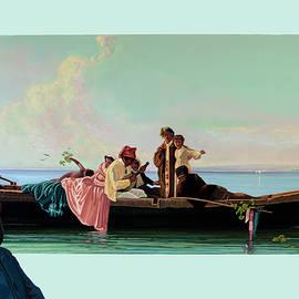Giuseppe De Nittis Painting by Paul Meijering