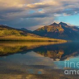 Glacier National Park Lake McDonald by Mike Reid