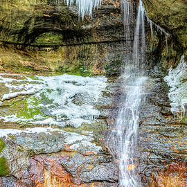 Gleaming Cascades by Todd Reese