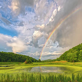 Glenmere Rainbow by Angelo Marcialis