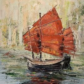 Glory to Hong Kong by Alan Lakin