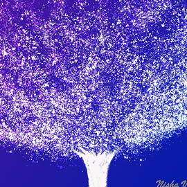 Glowing Tree by Nishma Creations