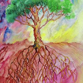 Glowing Tree by Teresamarie Yawn