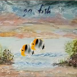 Go Fish by Laura Kisaoglu