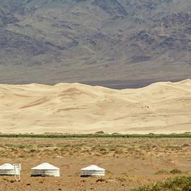 Gobi Desert in Mongolia by Martin Vorel Minimalist Photography