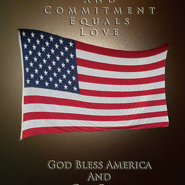 God Bless America by Patricia Keller