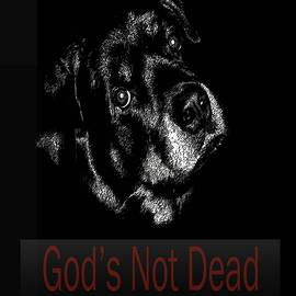 God Is Not Dead 14 by Miss Pet Sitter