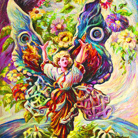 God Of Dance by Sergei Kotlobai