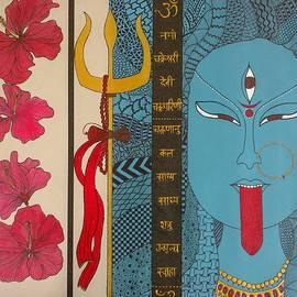 Goddess Kali Devi Mantra