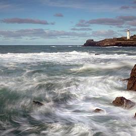 Godrevy Lighthouse - 1 by Alex Donnelly