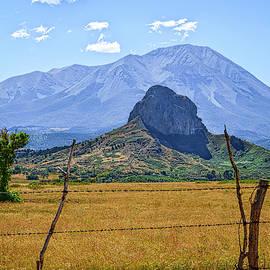 Goemmer Butte La Veta Colorado by Debra Martz