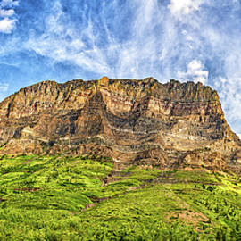 Going-to-the-Sun Mountain Glacier National Park by Gestalt Imagery