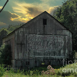 Golden Age Beverage Ohio Barn by Janice Pariza