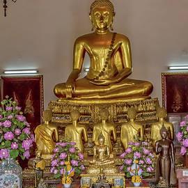 Golden Buddha Shrine by Robert Murray
