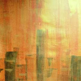 Golden Dark City by Taijul Islam