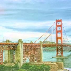 Golden Gate Bridge by Christina Ford