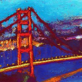 Golden Gate Bridge by David Hinds