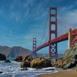 Golden Gate Bridge by Ron Grafe