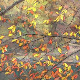 Golden Impressionism by Kevin Lane