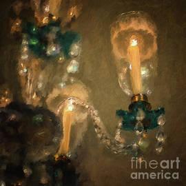 Golden Light by Lois Bryan