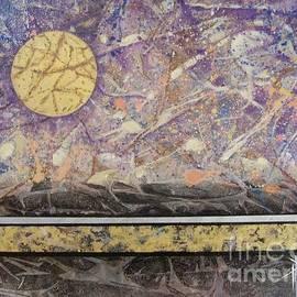 Golden Moon I by Paul Henderson