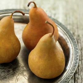 Golden Pears 2 by John Rogers