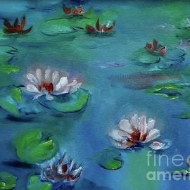 Golden Pond 11 by Jenny Lee
