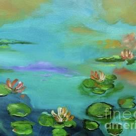 Golden Pond by Jenny Lee