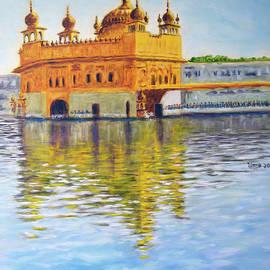 Golden Temple series 6 by Uma Krishnamoorthy