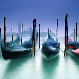 Gondolas by Alex Donnelly