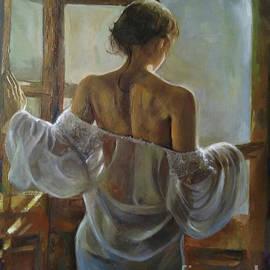 Good morning by Kamsar Ohanyan