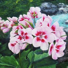 GOOD MORNING - Oil Painting - Original Artwork by Ivanka Art by Ivanka Art