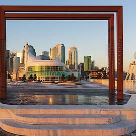 Good Morning Vancouver by Liz Albro