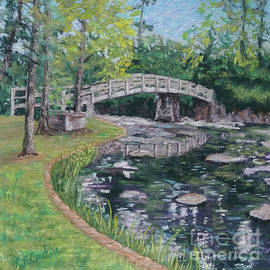 Goodman Park Bridge by Renee Couture