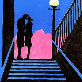 Goodnight Kiss by Jeffrey Koss