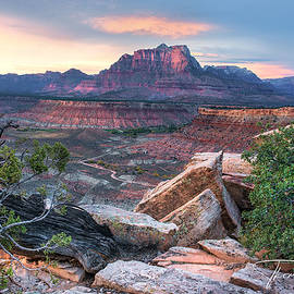 Gooseberry Mesa - Special Edition Artist Direct Only by T-S Photo Art