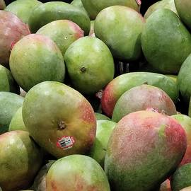 Gorgeous Mangoes by Charlotte Gray