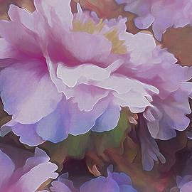 Gossamer in Pink and Violet by Lynda Lehmann