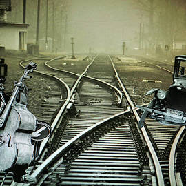 Off Track Blues  by Dennis Baswell