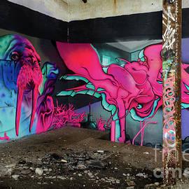 Graffiti Masters 10 by Bob Christopher