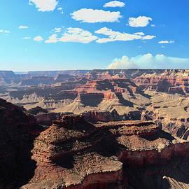 Grand Canyon Blues by Matt Richardson
