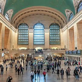 Grand Central Terminal by Sandi Kroll